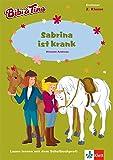 Bibi & Tina - Sabrina ist krank: Lesen lernen - 2. Klasse ab 7 Jahren (A5 Lese-Heft)