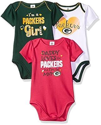"""Daddy Loves"" 3 Pack Bodysuit"