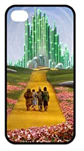The Wizard of OZ Hard Case for Apple Iphone 4/4s Caseiphone4/4s-1501
