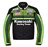 Kawasaki Racing Team Textile Motorcycle Jacket (XL(EU56))