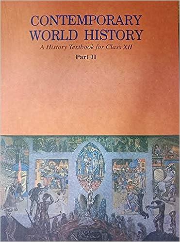 World History Ncert Book