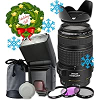 Canon EF 70-300mm f/4-5.6 IS USM Lens For Canon T6s T6i 7D Mark II 80D 70D 6D 5D Mark III Mark IV 5DS 5DS R DSLR Cameras