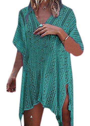Del Vestito Bagno Cover Onniscienti Bikini Beachwear Da Up Costume Donne Uncinetto Del 1 Spiaggia Delle vqrxr0ntB