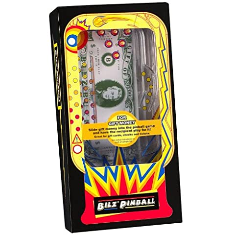 Money Maze - Cosmic Pinball for Cash and Certificates - By Bilz. - Game Card Holder