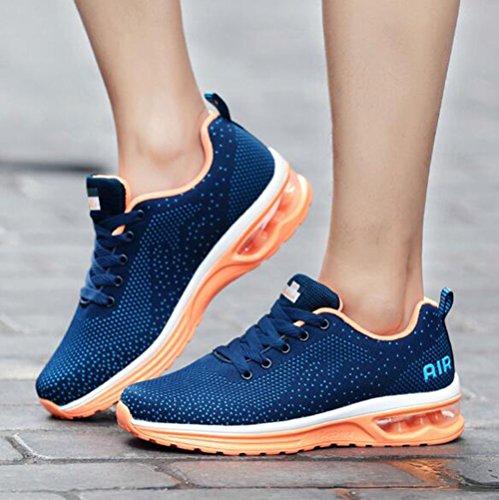 Aptitud tamaño Deportivos Zapatos Zapatilla Zapatos de de Mujer Mujer Casuales de de de la Color de la Zapatos de Sacudida balancín Zapatos Zapatos señoras la Aptitud de de Las 02 42 Correr 01 vv8rqA