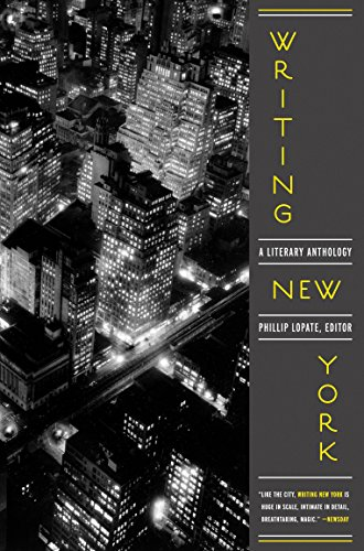 Writing New York: A Literary Anthology: A Library of America Special Publication