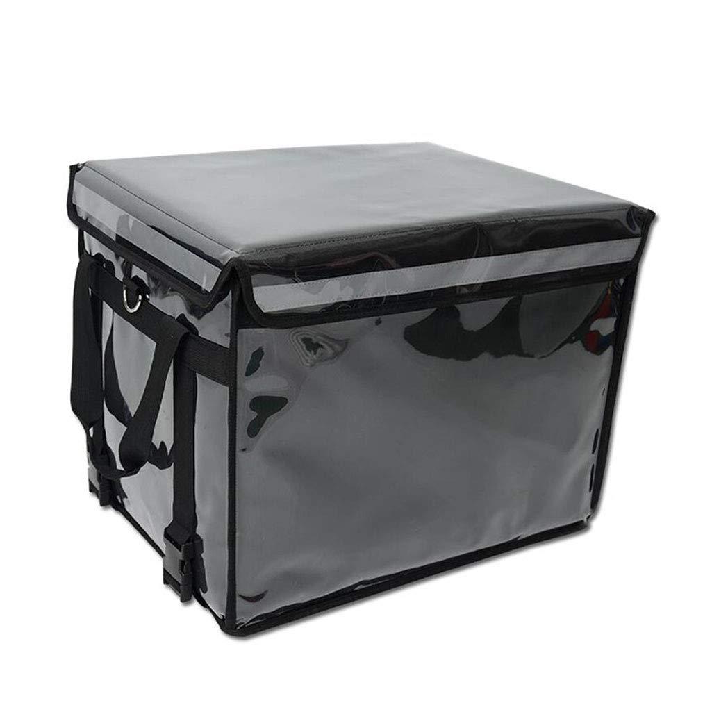 BFQY to Isolierungs-Kasten, Einfach, Großen Auto-Kühlschrank-Tiefkühlschrank Zu Tragen (Farbe : SCHWARZ)