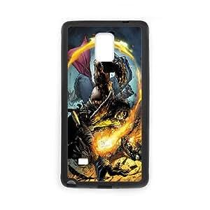 LSQDIY(R) Mortal Kombat X Samsung Galaxy Note 4 Custom Case, High-quality Samsung Galaxy Note 4 Case Mortal Kombat X