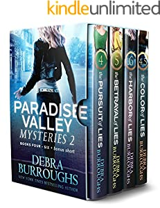 Paradise Valley Mysteries 2 Boxed Set: Books 4 to 6 plus a BONUS Short Story (Paradise Valley Mysteries Box Set)