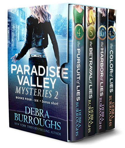 Bonus Set 4 - Paradise Valley Mysteries 2 Boxed Set: Books 4 to 6 plus a BONUS Short Story (Paradise Valley Mysteries Box Set)