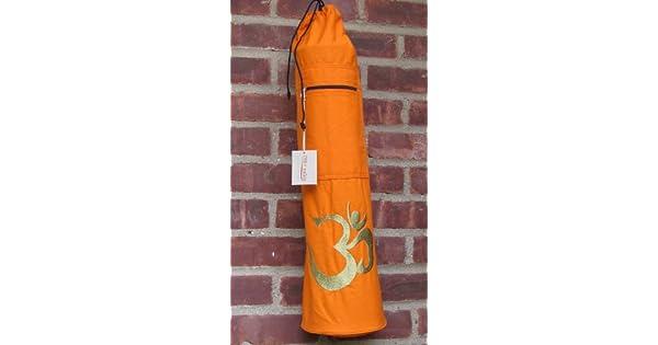 Amazon.com: Bolsa para esterilla de yoga (– Bolsa de ...