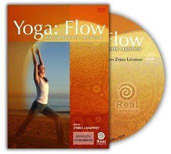 Yoga: Flow / Saraswati River Tradition Reino Unido DVD ...