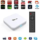 Zenoplige TX95 Android TV BOX Amlogic S905X Android 6.0 Marshmallow 2G/16G 3D 4K HD Dual Wifi 2.4G/5G Bluetooth Google Streaming Reproductor Multimedia Smart TV BOX
