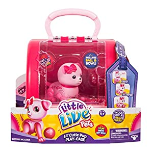 Little Live Pets Lil' Cutie Pups Season 2 Single Pack - Puppy Lovely 77