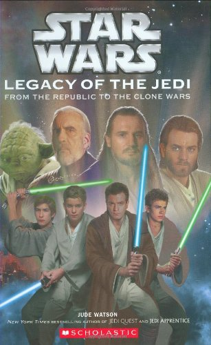 Legacy of the Jedi - Book  of the Star Wars Legends