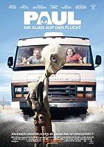 Filmcover Paul - Ein Alien auf der Flucht