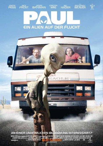 Paul - Ein Alien auf der Flucht Film