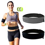 Ubeiyi iPhone Running Belt, Running Belt Pack, Waist Pack Running Belt, Running Belt Pouch for iPhone 7 Plus, iPhone 7, iPhone 6, Samsung Galaxy S8/S7 And More (Black) Review