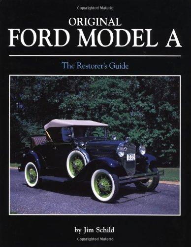 Download Original Ford Model A (Original Series) pdf