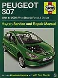 Peugeot 307 Service and Repair Manual (Haynes Service and Repair Manuals) (2015-02-20)