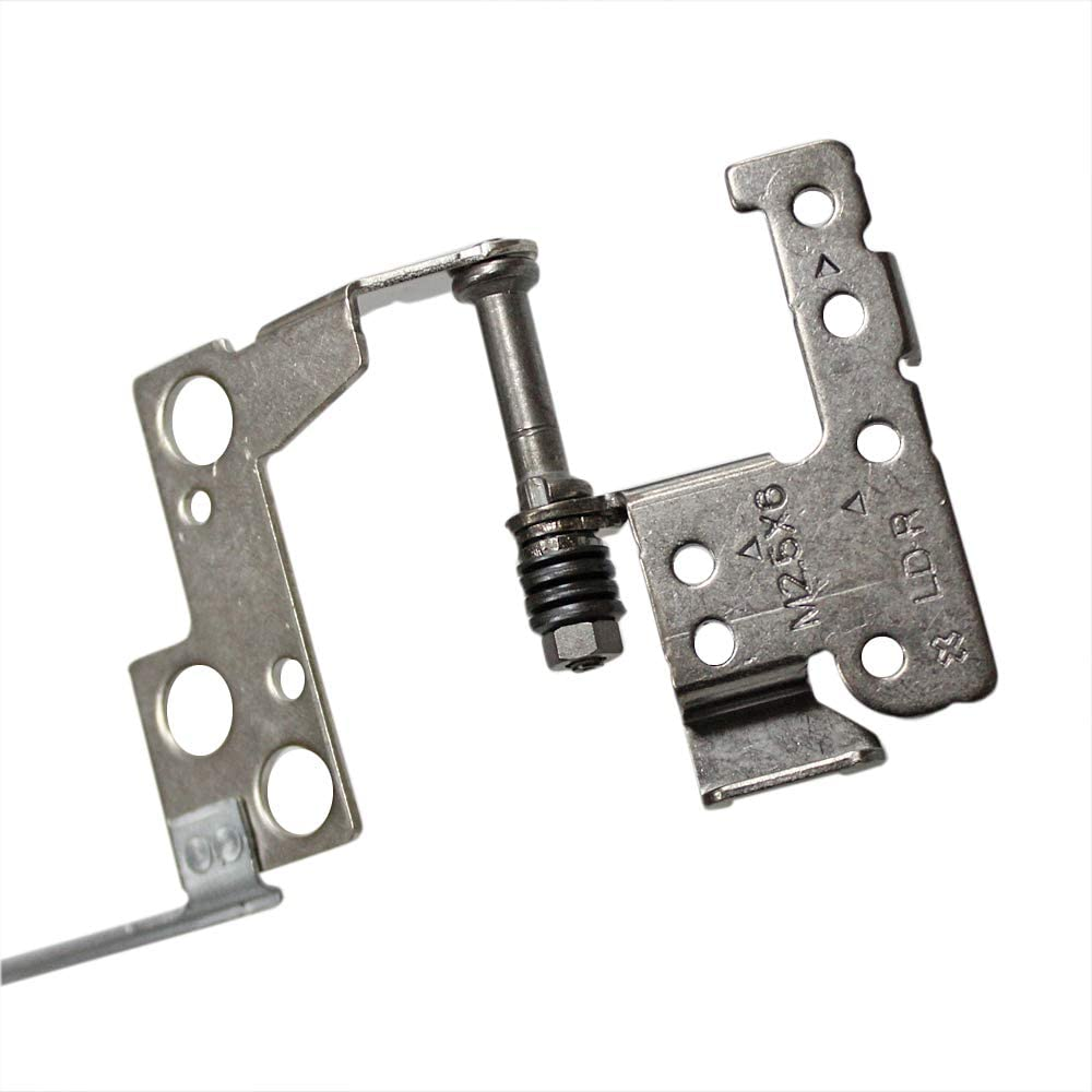 GinTai L/&R LCD Hinge Set Replacement for Lenovo IdeaPad 110-15ISK 80UD 5H50L82910 AM1NT000100 AM1NT000200