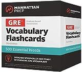 500 Essential Words: GRE Vocabulary Flashcards (Manhattan Prep GRE Strategy Guides)