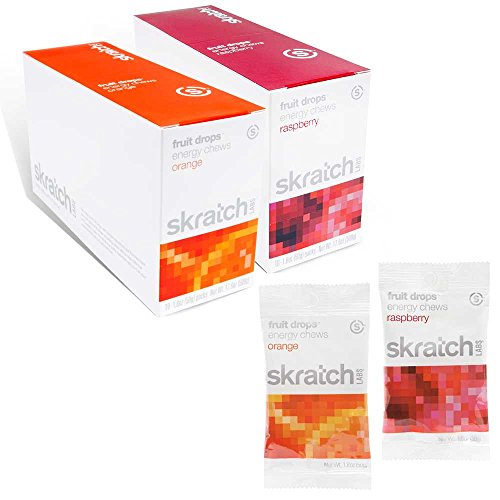 New! Skratch Labs Energy Chews Mixed 10 Pack
