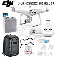 DJI Phantom 4 PRO Quadcopter Starters Hardshell Backpack Bundle