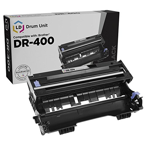 LD Compatible Drum Unit Replacement for Brother DR400 ()