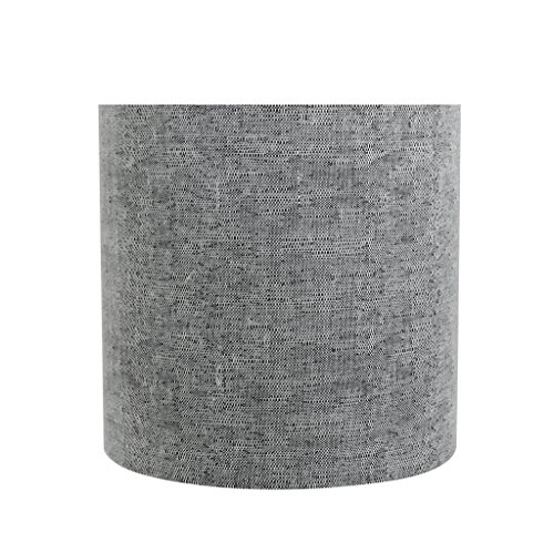 Aspen Creative 31191 Transitional Drum (Cylinder) Shaped Clip-on Construction Lamp Shade 5