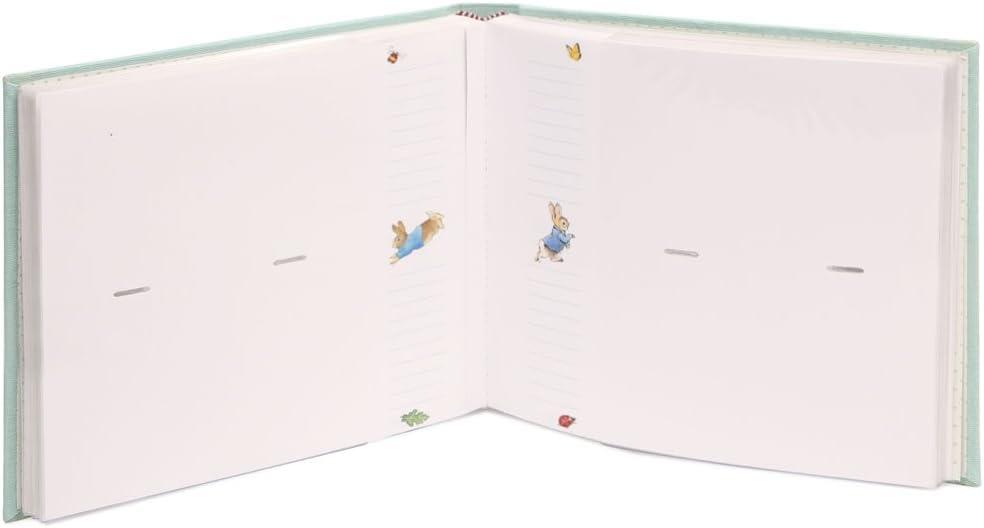 carr/é avec pochettes photos. Pierre le Lapin Album Peter Rabbit