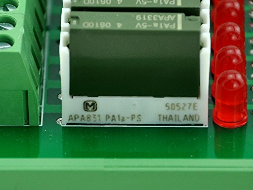 ELECTRONICS-SALON Slim DIN Rail Mount DC12V Source/PNP 32 SPST-NO 5A Power Relay Module, PA1a-12V by CZH-LABS (Image #4)