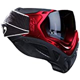 (US) Sly Profit Paintball Goggle Mask Thermal - Red
