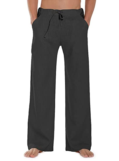 SCHAZAD Leinenhose Essential (Unisex), Farbauswahl, Made in Germany
