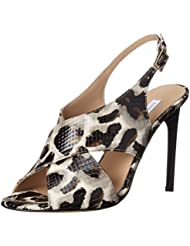 Diane von Furstenberg Womens Vick Dress Sandal