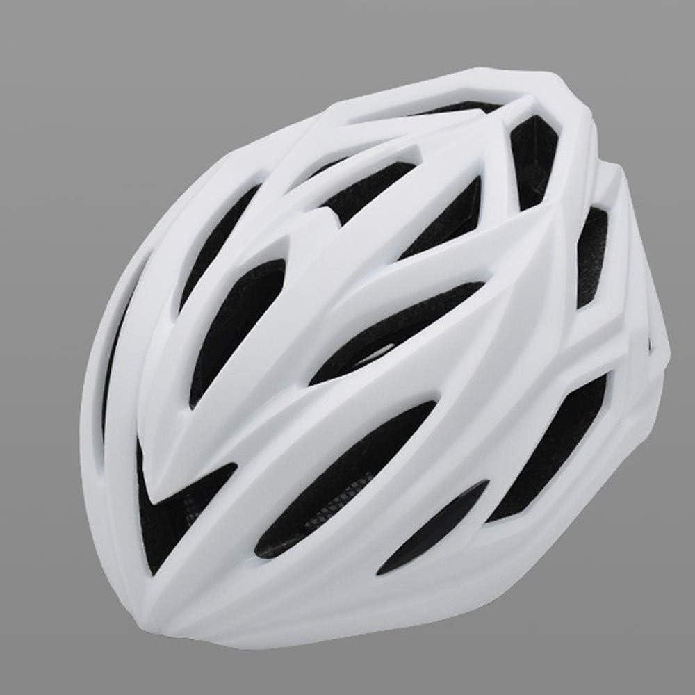 ZXASDC Casco Bicicleta, Casco Ajustable Certificado CE, Bicicleta de Carretera Protección de Seguridad Ajustable Deporte Ligera para Montar Bicicleta Bicicleta BMX Scooter Skate, Unisexo: Amazon.es: Hogar