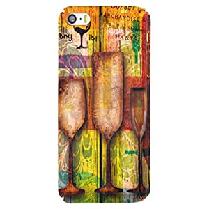 iPhone 5, 5s Mobile Back Covers and Skins - Multi Color