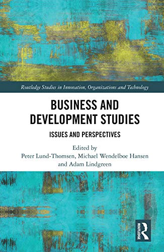 Business and Development Studies: Issues and Perspectives (Routledge Studies in Innovation, Organizations and Technology)