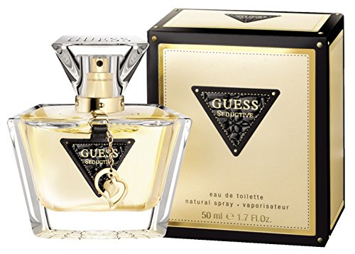 Guess Seductive by Guess for Women - 1.7 Ounce EDT Spray (1.7 Ounce Edt Cologne)