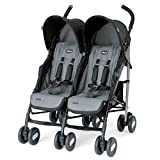 Review of Chicco Echo Twin Stroller, Coal