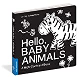 Hello, Baby Animals: A High-Contrast Book Review and Comparison