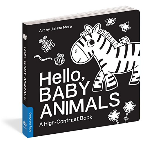 World Wildlife Patterns (Hello, Baby Animals: A High-Contrast Book)