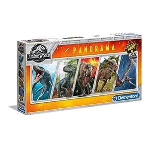 Clementoni 39471 Jurassic World 1000 T Impossible