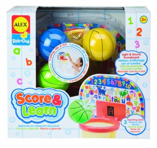 ALEX Toys Rub a Dub Score & Learn