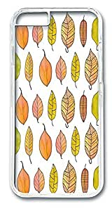 ACESR Autumn Pattern Slim iPhone Case PC Hard Case Back Cover for Apple iPhone 6 4.7inch