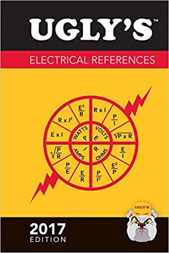 Uglys Electrical References 2017 Edition Jones Bartlett