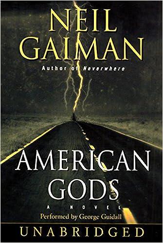 """Résultat de recherche d'images pour """"American Gods de Neil Gaiman."""""""