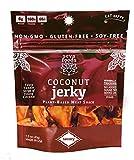Seva Foods Organic Savory Coconut Jerky, 1.5 oz bag - 2 Servings