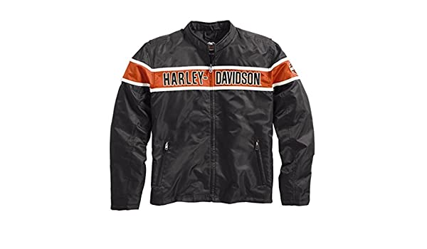 HARLEY-DAVIDSON® Mens Generations Casual Jacket - 98537-14VM: Amazon.es: Ropa y accesorios