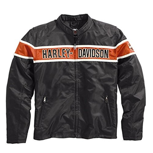 Generations Men's 98537 Harley davidson® Jacket Casual 14vm XSHEwx